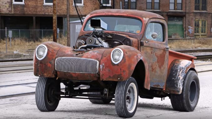 Rat Rod Ideas ~ Gassers