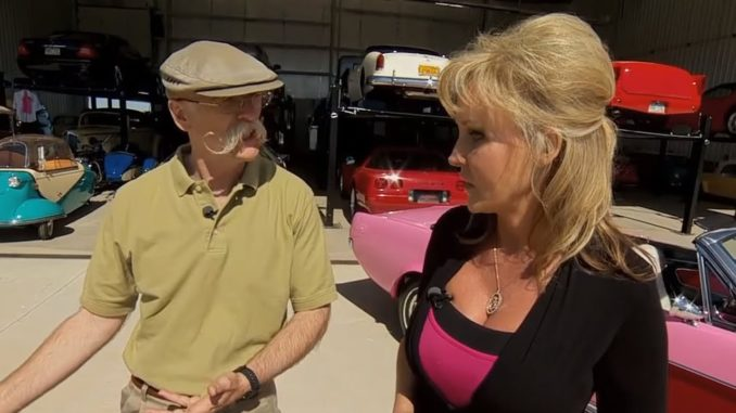 Tammy Allen's Eclectic Automobile Collection