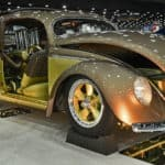 The Berlin Buick ~ A V8 Volkswagen Beetle