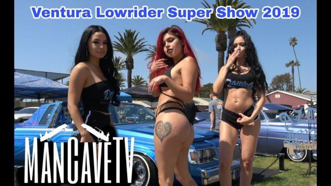 Ventura Lowrider Super Show 2019