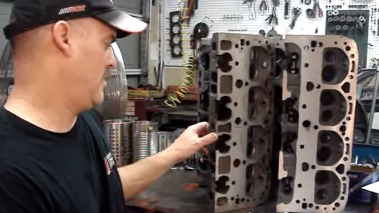 What Are The Best And Worst Small Block Chevrolet 350 Heads