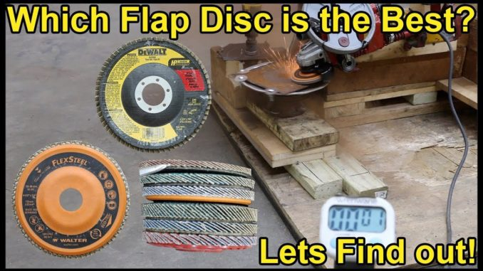 Which Flap Disc is Best?