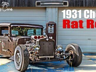 1931 Chevy Rat Rod