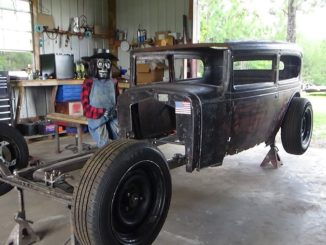 1931 Chevy Rat Rod Build