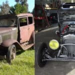 1931 Chevy Rat Rod Build From Start To Finish