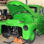 1955 Chevrolet 3100 1st Series Pickup Truck Build