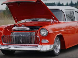 1955 Chevy Pro-Touring Build