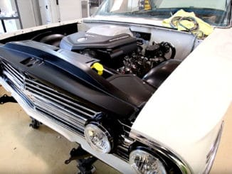 1960 Chevrolet Impala RestoMod Project