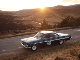 1961 Chevrolet Impala ~ Dan Gurney's American Export