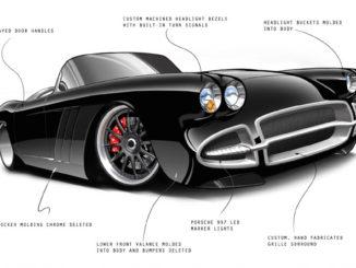 The Insane Build of the C1-RS ~ A 1962 Chevrolet Corvette
