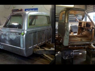 1969 Chevrolet C10 Project
