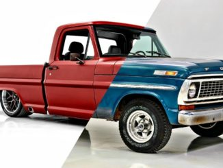 1970 Ford F100 RestoMod Muscle Truck Build