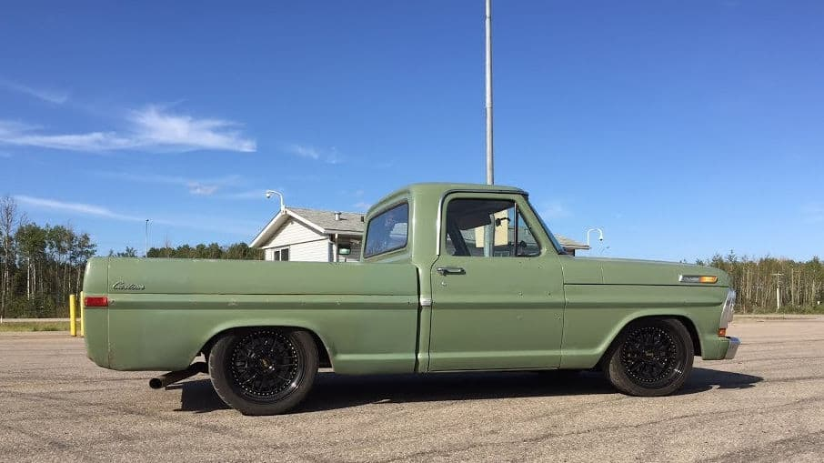 1971 Ford F100 LS Engine and Suspension Swap ~ Questions