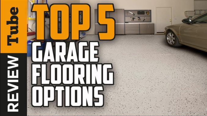 Best DIY Garage Floor Coatings