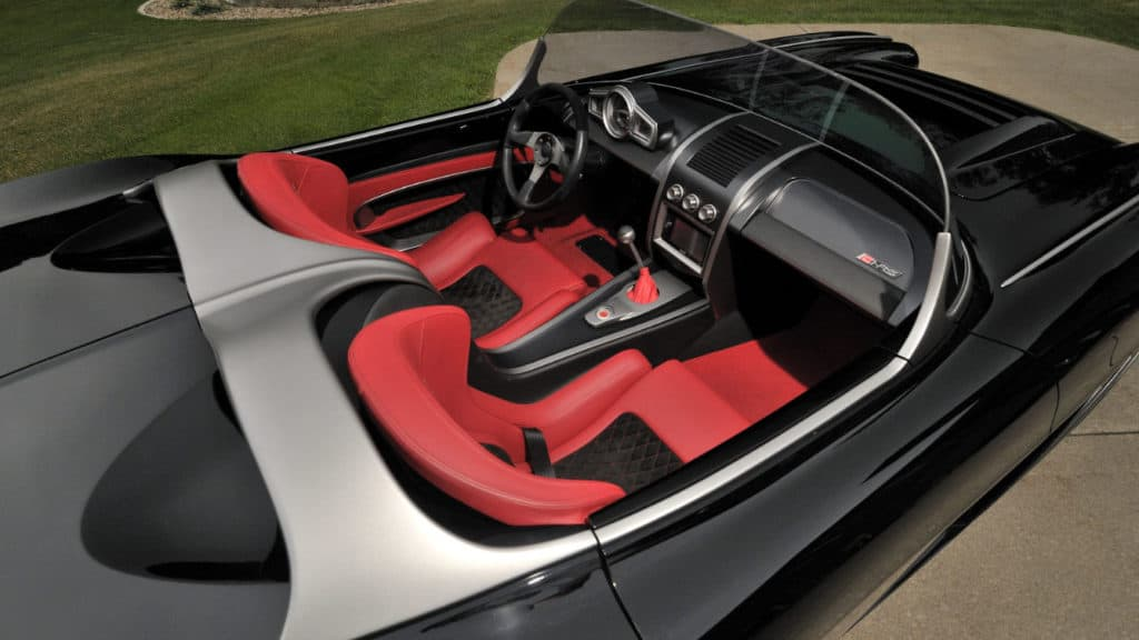 C1RS ~ A 1962 Chevrolet Corvette ~ Interior