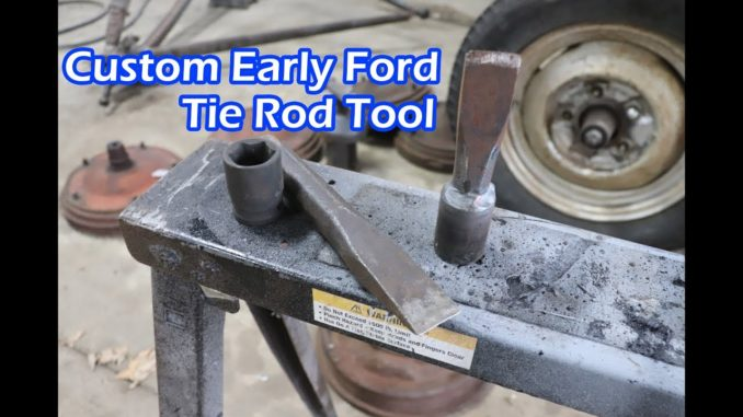 DIY Early Ford Tie Rod Tool