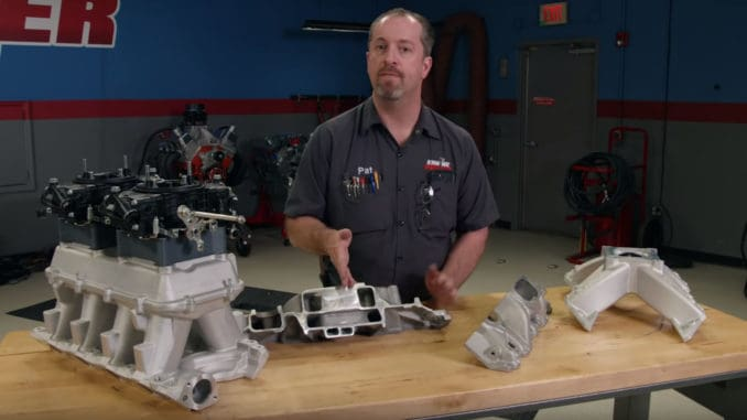 Differences Between Intake Manifolds