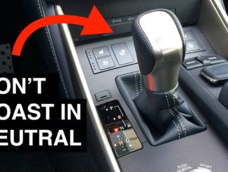 Don't Coast in Neutral and Other Bad Automatic Transmission Habits