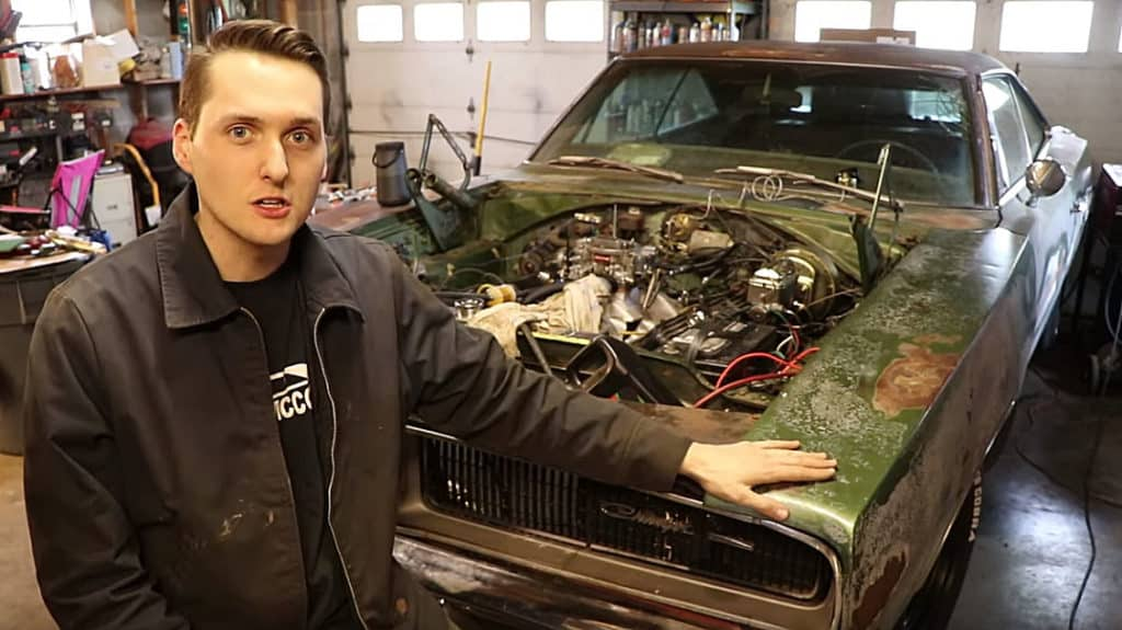 Dylan McCool ~ Adjust Ride Height With Torsion Bars