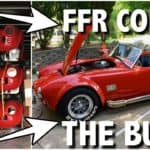 Factory Five Racing MK4 Cobra Roadster Build