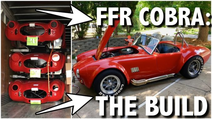 Factory Five Racing MK4 Cobra Roadster Build