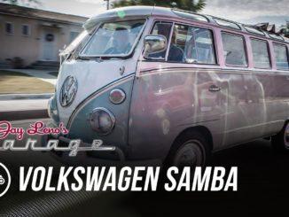 Gabriel Iglesias' 1966 Volkswagen Samba