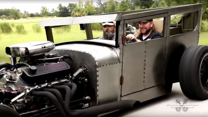 Hand Built Rat Rod