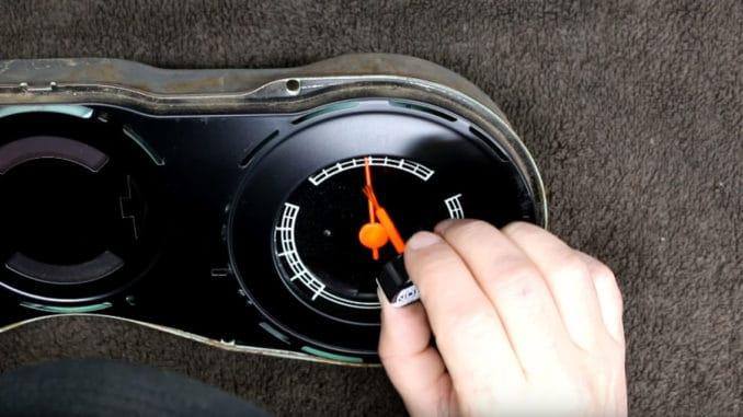 How To Make Old Gauges Look New