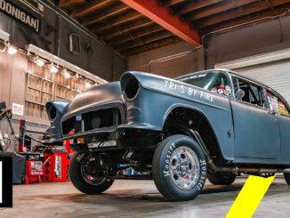 Junk Car to Drag Car ~ Jon Chase's '55 Tri 5 by Fire