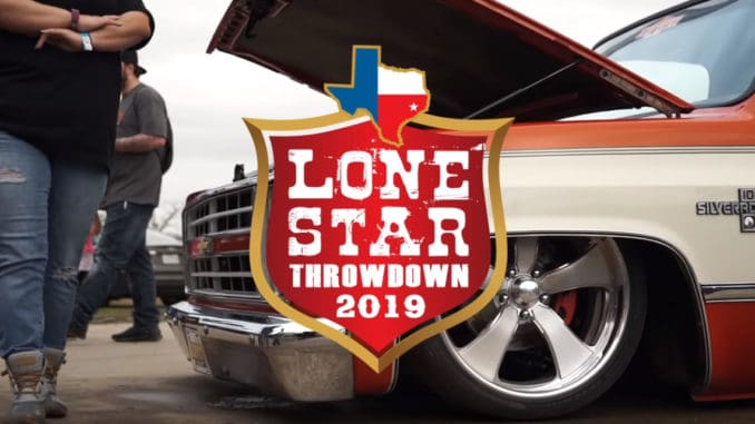 Lonestar Throwdown 2019