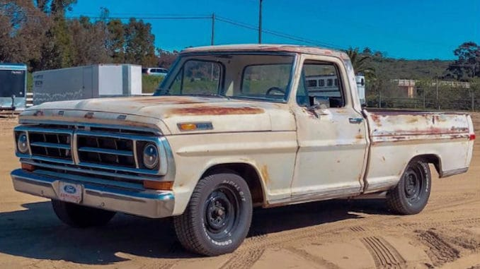 Lower Ford F100 For Under $100