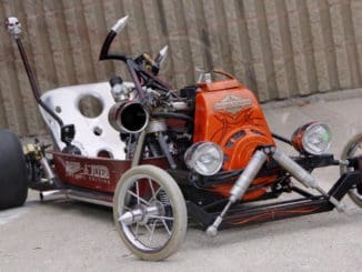 Rat Rod Go-Kart