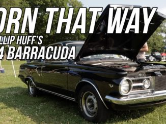 Phillip Huff's 1964 Plymouth Barracuda Valiant