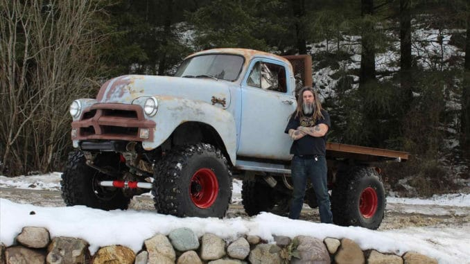 Rat Rod Ideas ~ 4X4s, Off-Roadkillers and Muddin' Machines