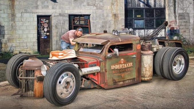 Rat Rod Truck Ideas