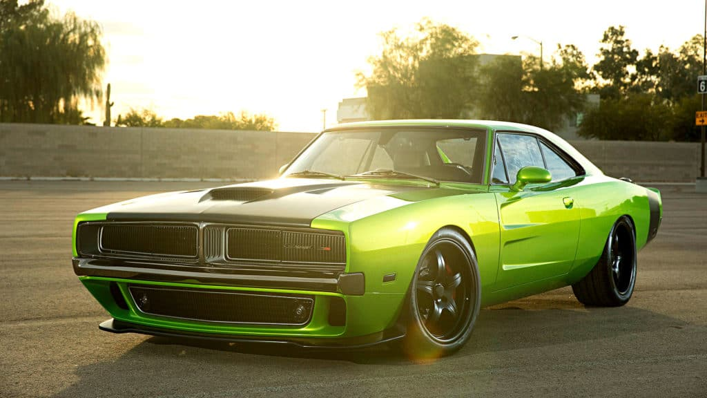 Reverence ~ A Hellcat Powered 1969 Dodge Charger