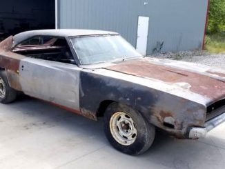 Reverence ~ Building a Hellcat Powered 1969 Dodge Charger