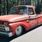 Rusty's 1965 Ford F100 and Motorcycle Trailer with 1972 Honda SL350 Motorcycle