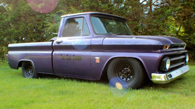 Build A Chevy Truck >> Crown Spoyal 1964 Chevrolet C10 Shop Truck Build The Fab Forums