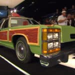 The Family Truckster at Barrett-Jackson