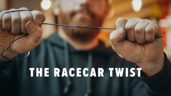 The Racecar Twist ~ Join Wires Reliably with No Solder