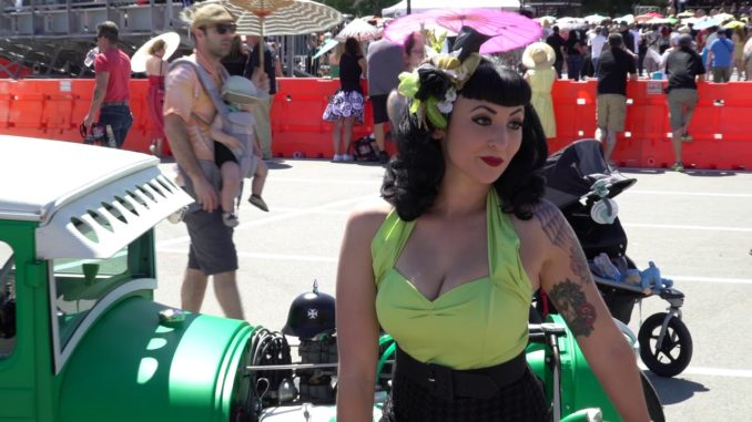 Viva Las Vegas 2019 Rockabilly Weekend and Car Show