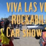 Viva Las Vegas Rockabilly Weekender Car Show 2019