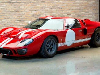 1966 Ford GT40 MKII Continuation