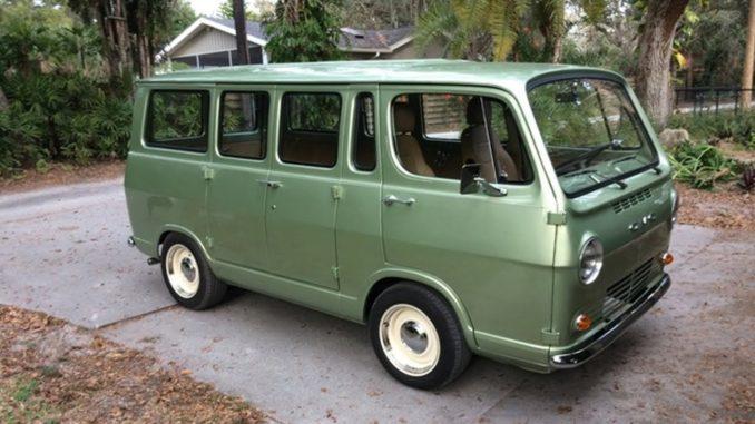 1966 GMC Handi-Van