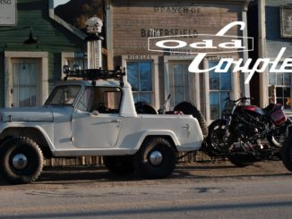 1967 Jeep Commando and 1994 Ducati M900 Motorcycle