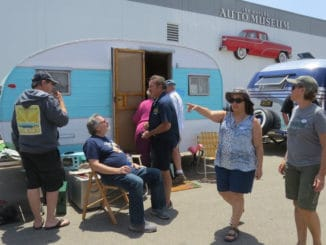 7th Annual Vintage Trailer Show
