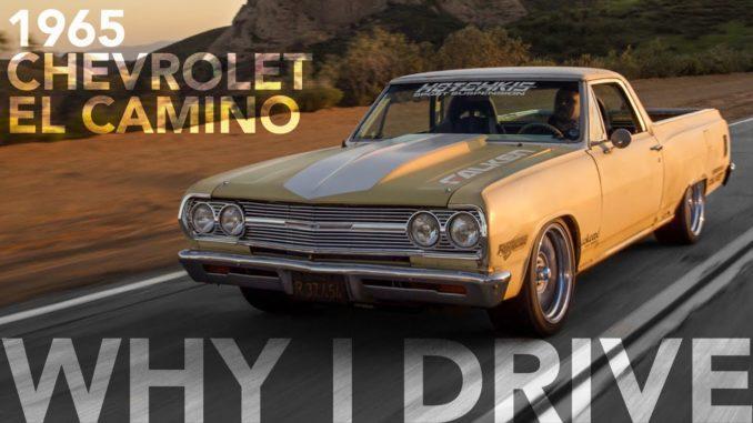 Autocrossing a 1965 Chevrolet El Camino