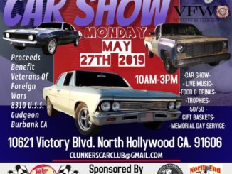Clunkers Car Club ‎Memorial Day Car Show 2019