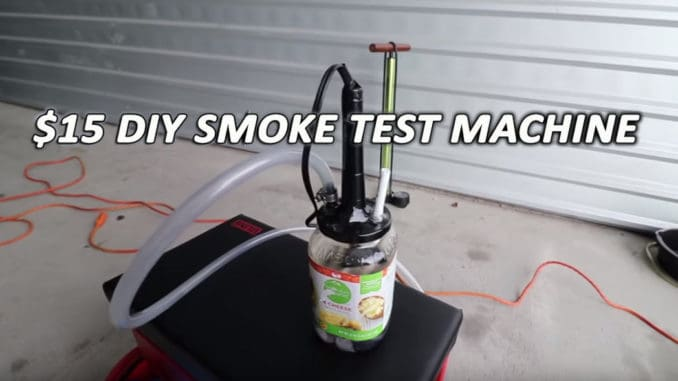 DIY Smoke Machine